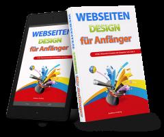 Webseiten Design für Anfänger.